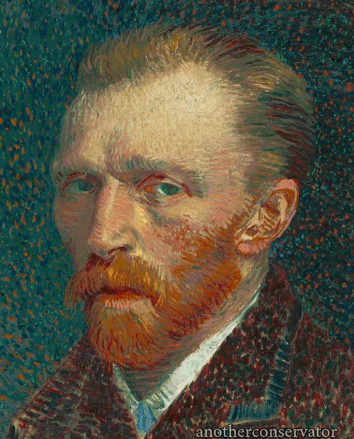 Watch and share Vincent Van Gogh GIFs on Gfycat