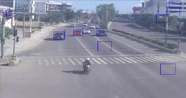 OpenCV - Haar vehicle detection GIF | Find, Make & Share