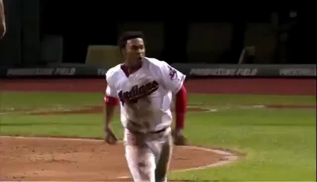 Watch and share Be Legendary: 2017 Cleveland Indians Hype Video GIFs on Gfycat