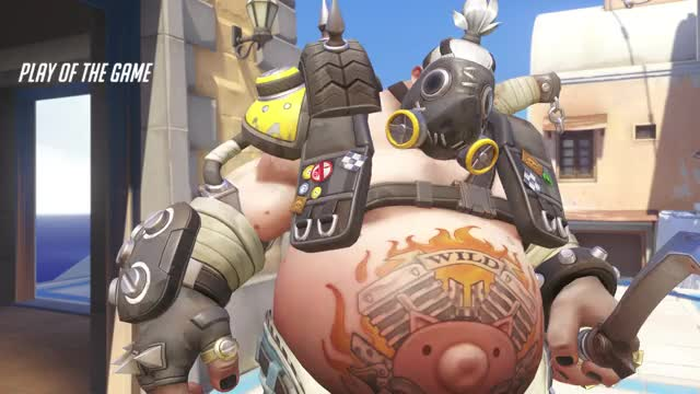 Watch and share Overwatch GIFs and Roadhog GIFs by the22guy on Gfycat