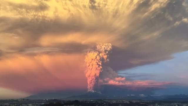 Watch and share Volcanoporn GIFs and Eruption GIFs by nightshifte on Gfycat