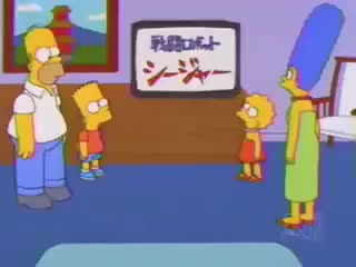Watch and share Simpsons GIFs and Japan GIFs on Gfycat