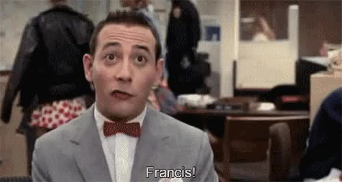 Watch pee wee herman 2013 GIF on Gfycat. Discover more paul reubens GIFs on Gfycat