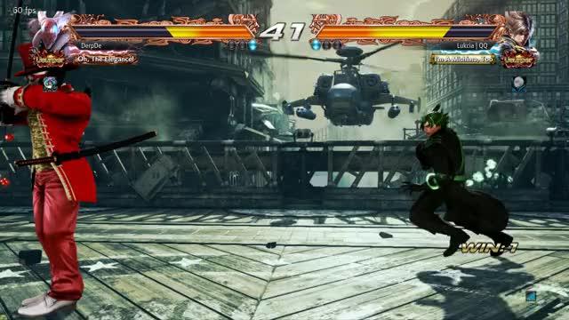 Watch and share Tekken7 GIFs and Tekken GIFs by DerpDe on Gfycat