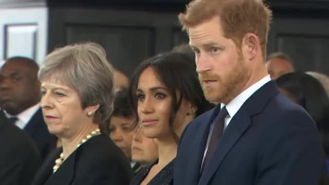 Watch and share Meghan Markle GIFs and Prince Harry GIFs on Gfycat