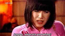 Watch this trending GIF on Gfycat. Discover more boys before flowers, boys over flowers, kdrama, koo hye sun, lee min ho GIFs on Gfycat