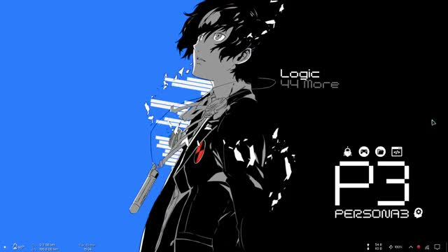 Watch and share Persona 3 GIFs and Rainmeter GIFs by Danilo Fernandes on Gfycat