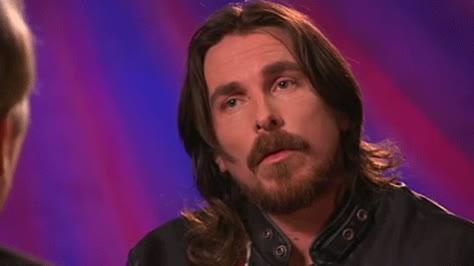 christian bale, confused, huh, wut, uF9MjJo3QIaijySXC4iL_Confused Christian Bale GIFs