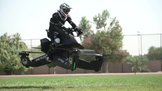 Watch and share Personal Drone GIFs and Hoverbike GIFs by Richard Rabbat on Gfycat