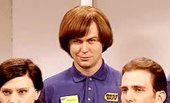 Watch and share Saturday Night Live GIFs and Brooks Wheelan GIFs on Gfycat
