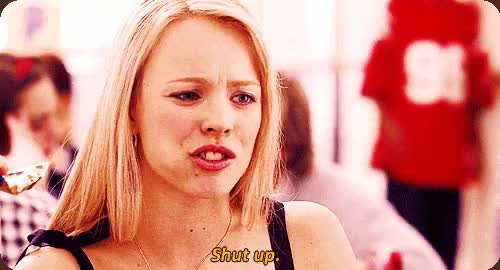 Watch this mean girls GIF on Gfycat. Discover more mean girls, rachel mcadams GIFs on Gfycat