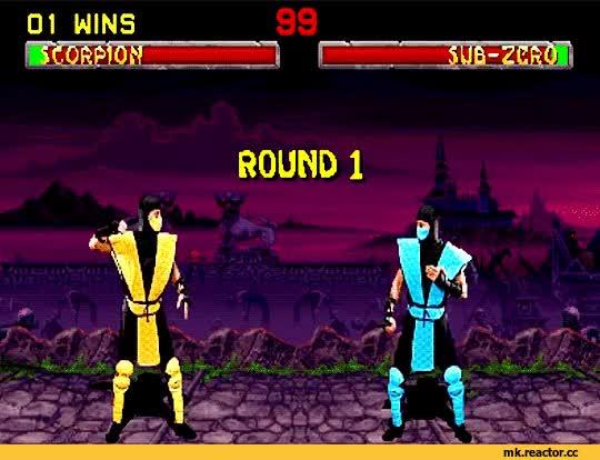 Watch and share Mortal Kombat Scorpion Fighters GIFs on Gfycat