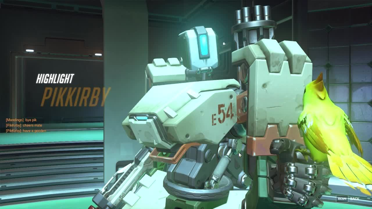 overwatch, lets heal here in this completely safe location GIFs