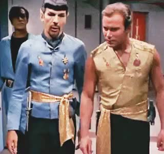 Watch vulcan biology GIF on Gfycat. Discover more James T. Kirk, Jim Kirk, i forgot this was in my folder, kirk, mirror mirror, mirrorverse, my edit, space husbands, spirk, spock, star trek GIFs on Gfycat