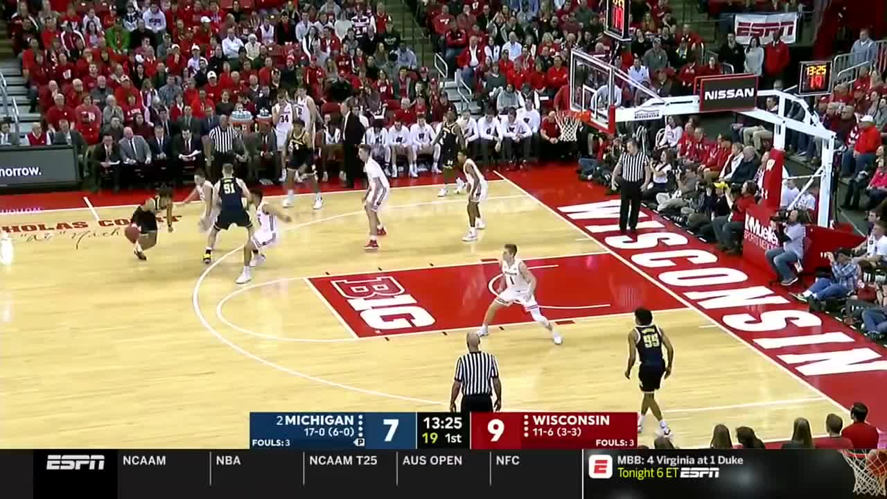 basketball, Wisconsin 4 GIFs