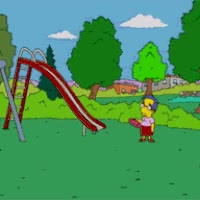 Watch milhouse frisbee GIF on Gfycat. Discover more related GIFs on Gfycat