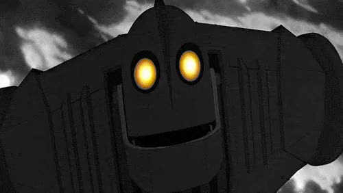 Watch and share The Iron Giant GIFs on Gfycat