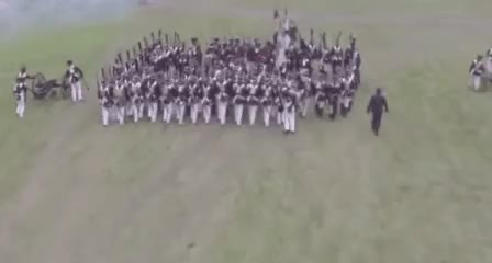 Watch and share Reenactment GIFs and Napoleon GIFs by athertonkd on Gfycat