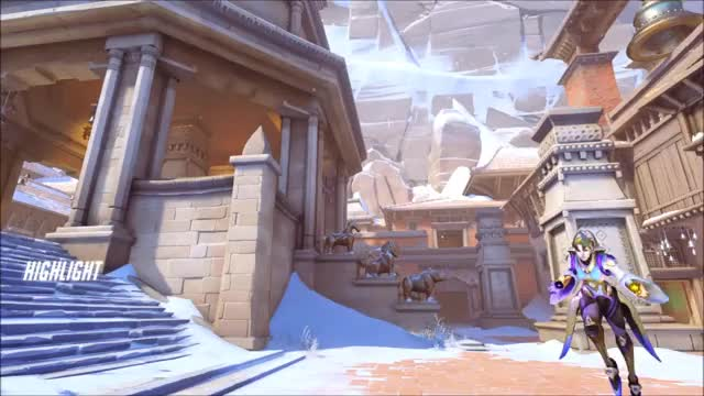 Watch and share I Need Healing GIFs and Overwatch GIFs by Search and Destroy Clan on Gfycat