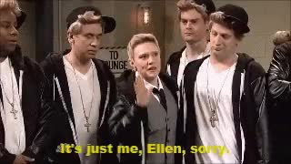 Watch and share Saturday Night Live GIFs and Ellen Degeneres GIFs on Gfycat