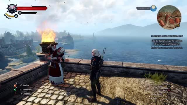 Trippy eternal fire priests (reddit) GIF | Find, Make