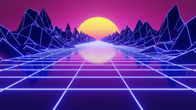 Watch and share Outrun Render GIFs on Gfycat