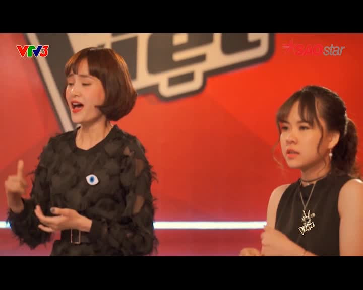 Cố vấn Diva Mỹ Linh sung không thể tưởng khi huấn luyện học trò team Tóc Tiên ảnh 1