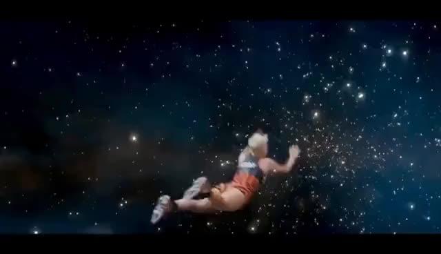 Watch and share Katy Perry - [Swish Swish] Ft. Nicki Minaj Shooting Star Meme Space For 30 Seconds GIFs on Gfycat
