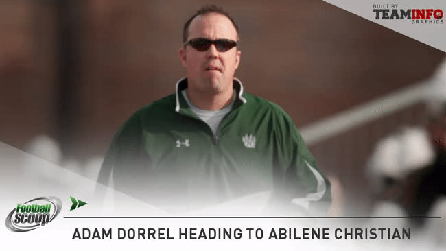 Sources Adam Dorrel Will Be New Abilene Christian Head Coach Gif