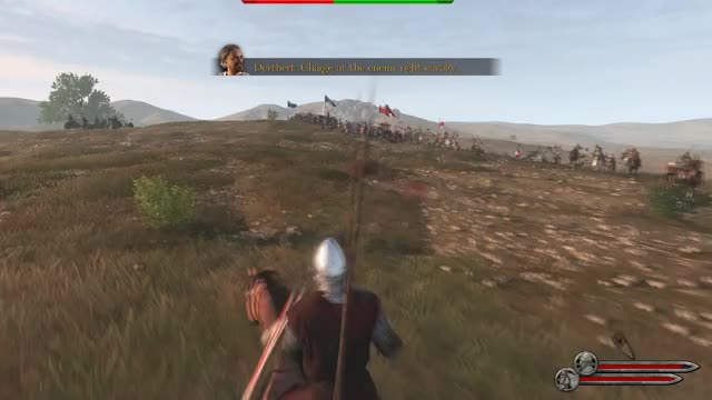 Watch and share Mount & Blade II Bannerlord Cavalry Sergeant Bank And Stab GIFs by missys on Gfycat