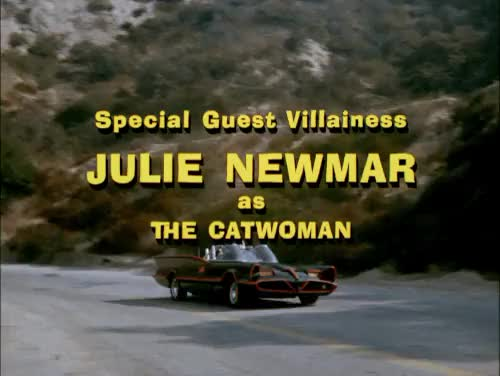 Watch and share Vintage Television GIFs and Julie Newmar Gif GIFs on Gfycat