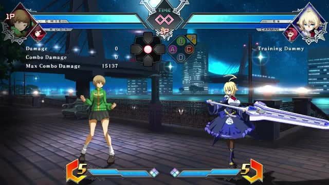 Watch Es 5AAA pushblock punish GIF on Gfycat. Discover more bbtag GIFs on Gfycat