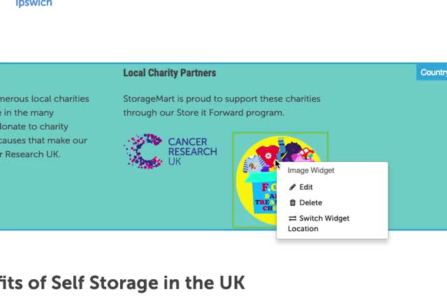 Watch and share UK-Country Charity-Logos GIFs on Gfycat