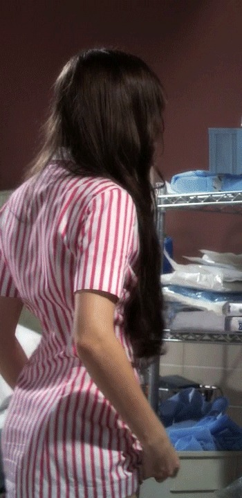 Sasha Grey in the film: Nurses [gif]