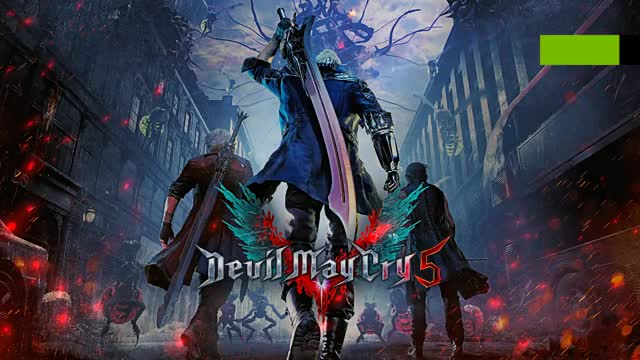 Watch and share DMC5 Vox GIFs by v0x29 on Gfycat