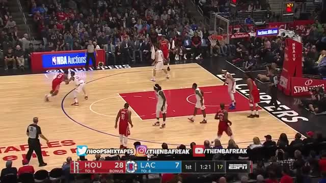 Watch James Harden 3 Pointer GIF by The Livery of GIFs (@thegifery) on Gfycat. Discover more Houston Rockets, Los Angeles Clippers, basketball GIFs on Gfycat