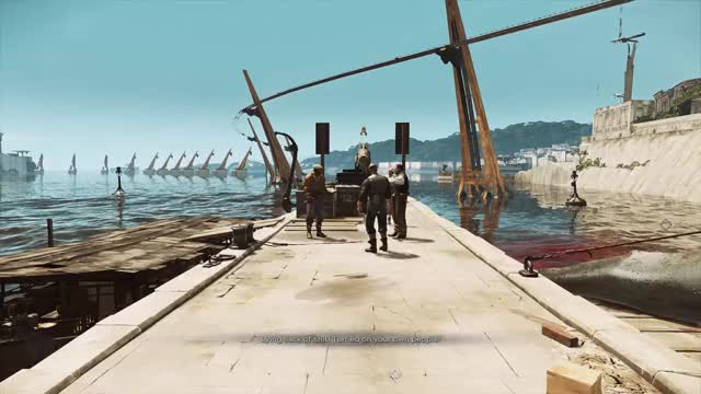Watch and share Dishonored 2 GIFs and Detected GIFs by Badger on Gfycat