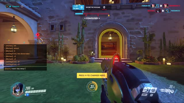 Watch as GIF by @imanamain on Gfycat. Discover more overwatch GIFs on Gfycat