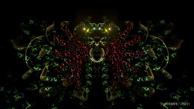Watch and share Psychedelic Visuals GIFs and Symmetric Vision GIFs by Symmetric Vision on Gfycat