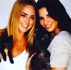Watch and share Katrina Law GIFs and Caity Lotz GIFs on Gfycat