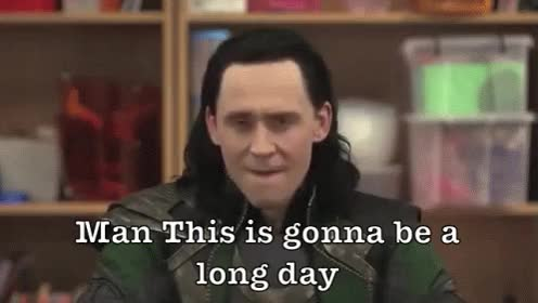 Watch Loki GIF on Gfycat. Discover more related GIFs on Gfycat
