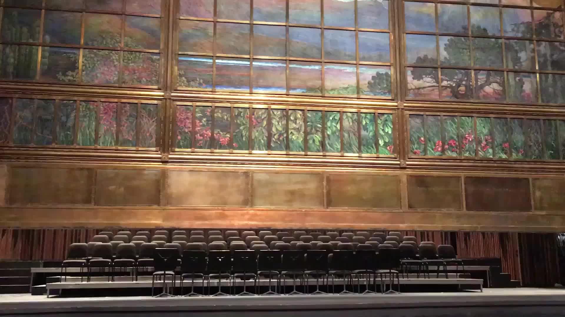 woahdude, Palacio de Bellas Artes - Telón de Tiffany GIFs