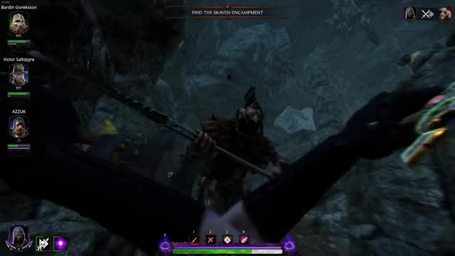 Watch and share Vermintide GIFs by coldfox on Gfycat