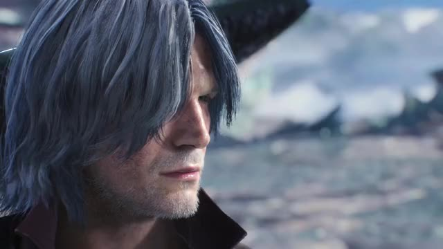 Watch and share Devil May Cry 5 - Dante GIFs on Gfycat