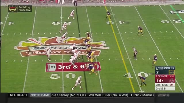 Watch and share Elliott-runblock-nd GIFs by mbrown5082 on Gfycat