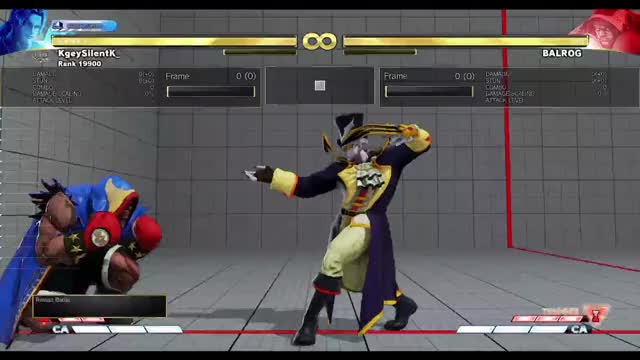 Watch and share Vreversal Balrog GIFs by KgaysilentK on Gfycat