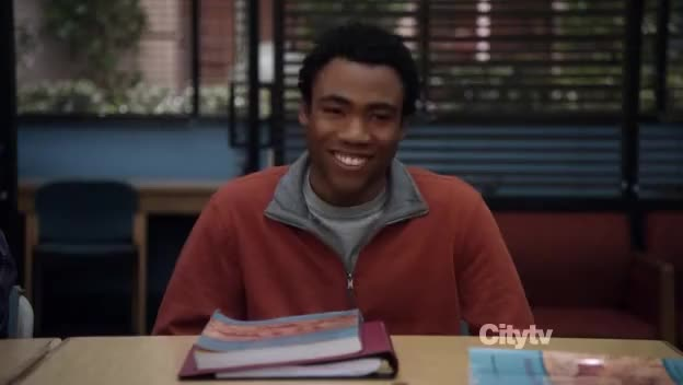 Watch and share Donald Glover GIFs and Community GIFs by Richard Rowland on Gfycat