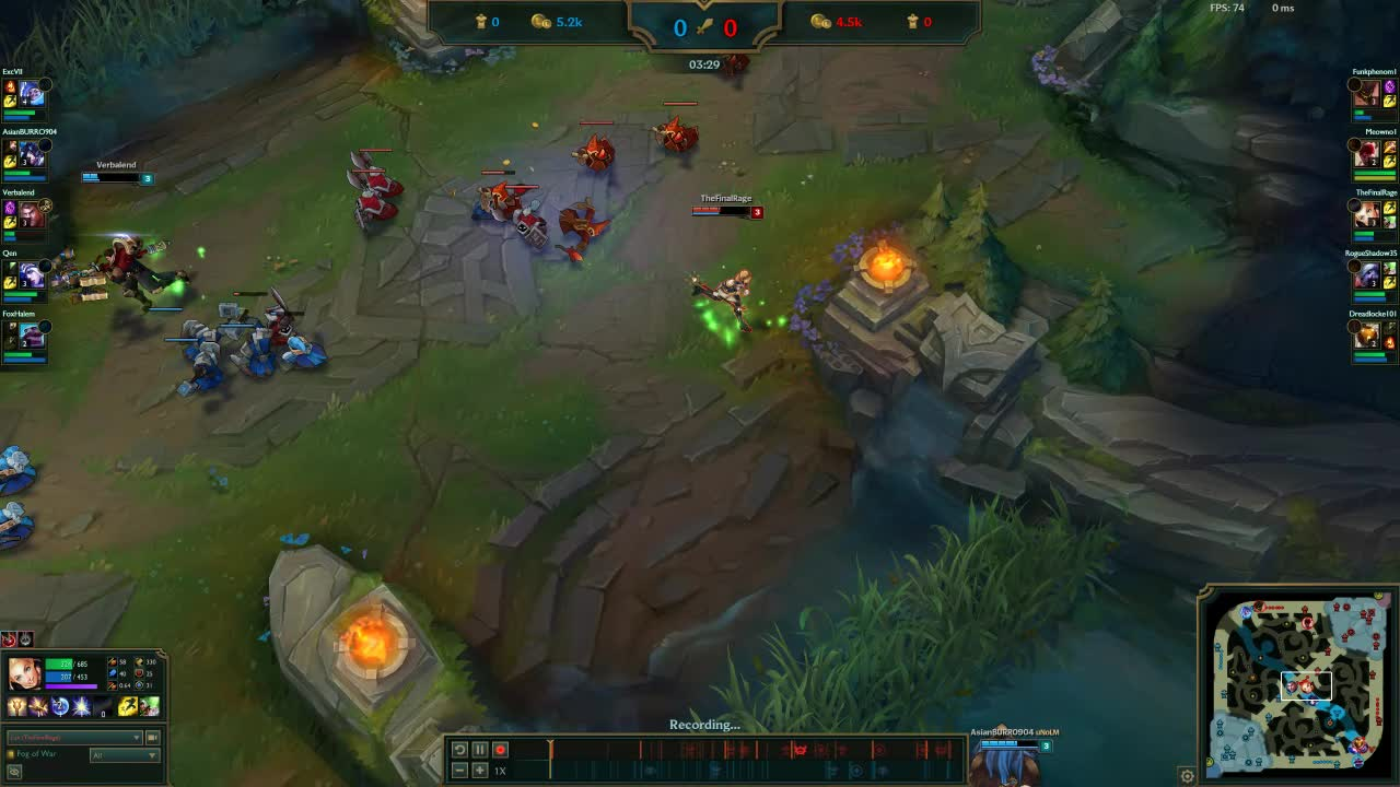 Boosted Gank GIFs