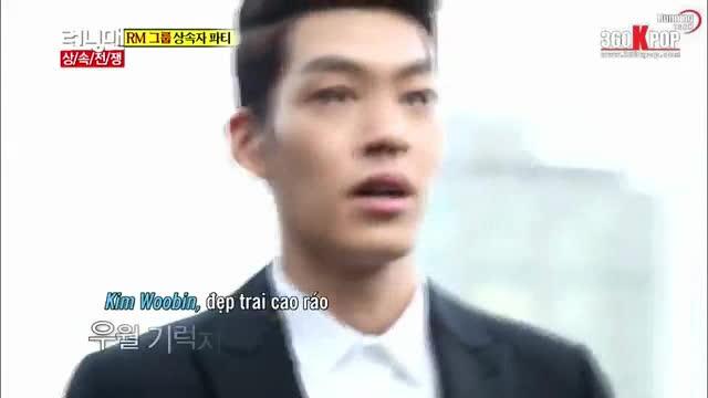 Kim Woo Bin ơi, hãy luôn vui vẻ và tràn đầy năng lượng như những khoảnh khắc trong Running Man này nhé! ảnh 0
