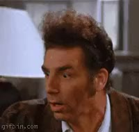 Watch Kramer GIF on Gfycat. Discover more related GIFs on Gfycat